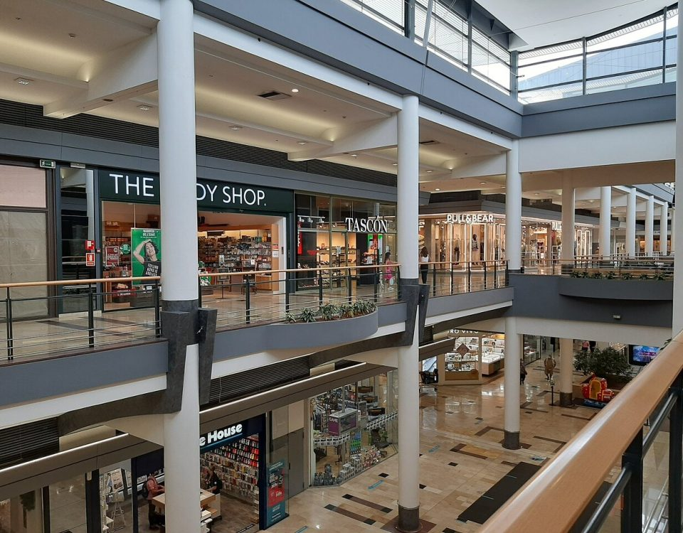 centre comercial sant cugat