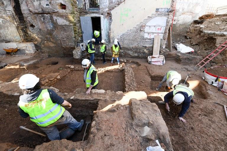 restes arqueologiques romanes