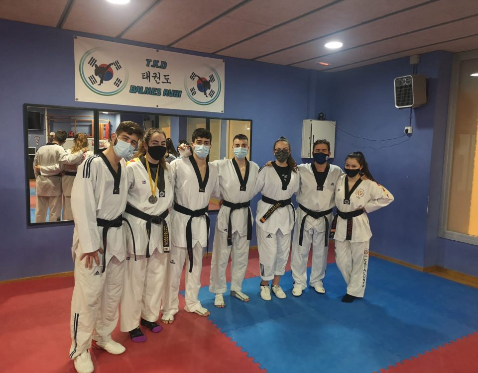 club balmes taekwondo