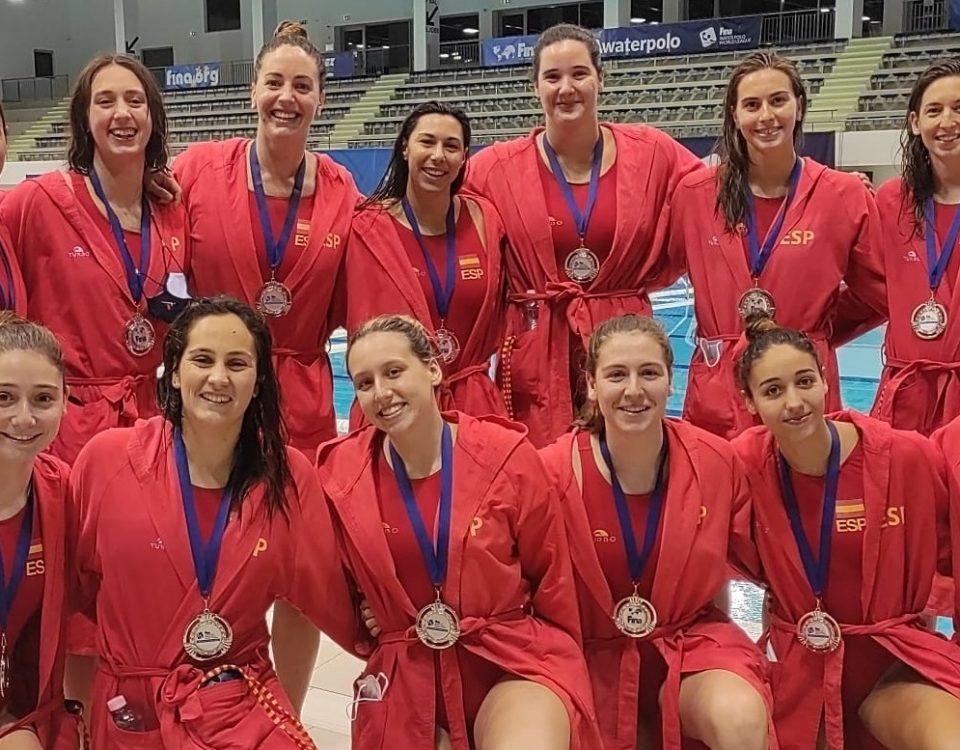 selecció espanyola waterpolo