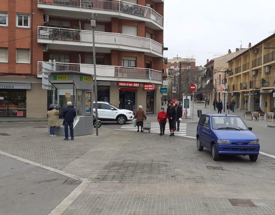 gent al carrer