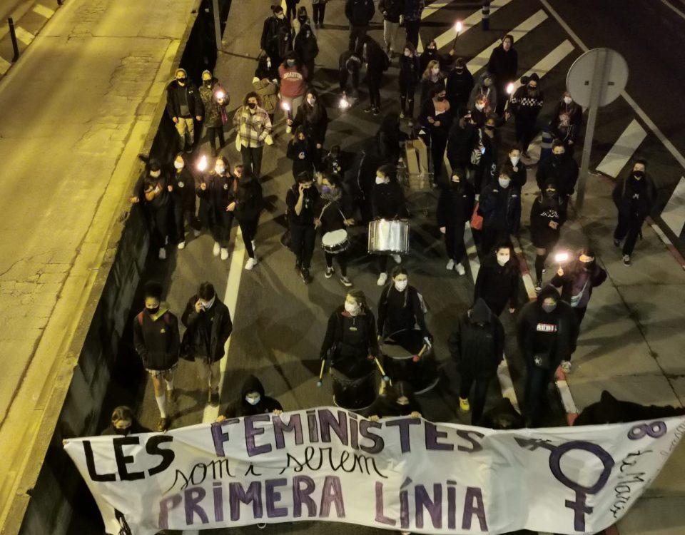 manifestació feminista