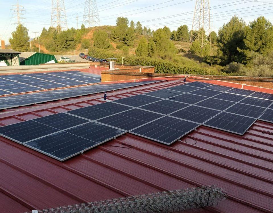 plaques solars ajuntment