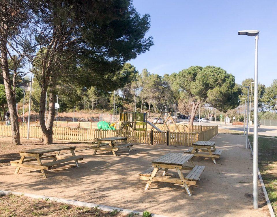 parc de sant muç