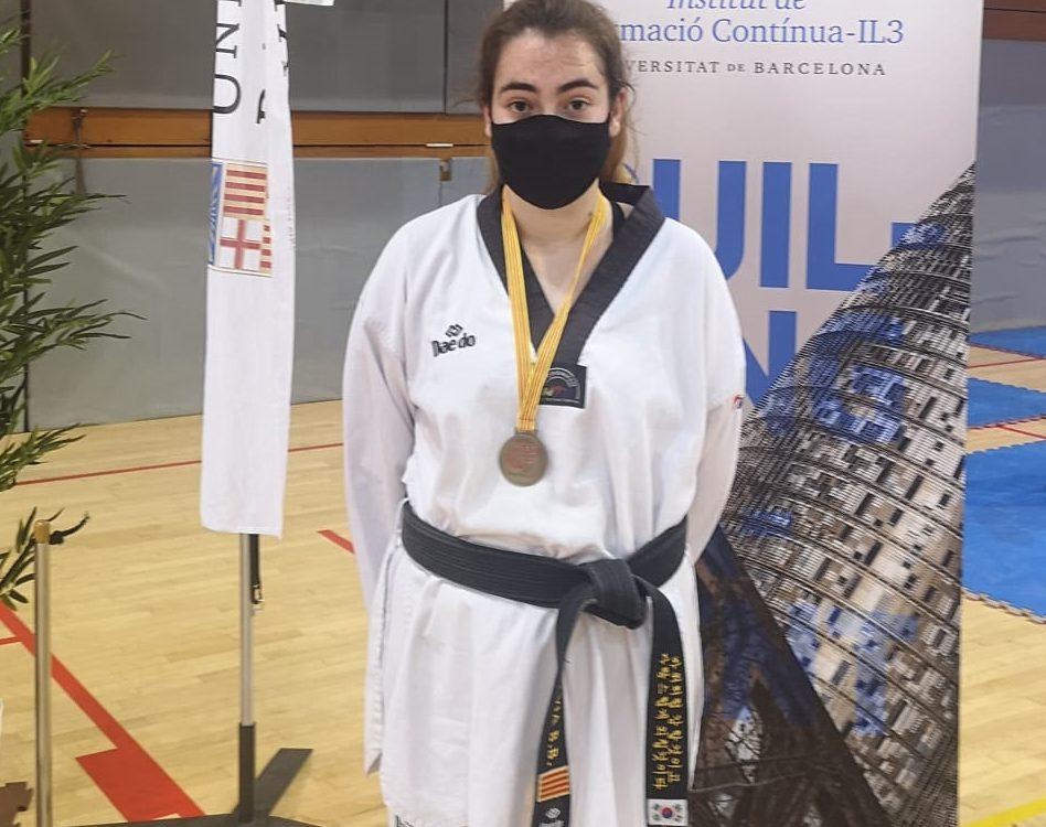 silvia boix taekwondo