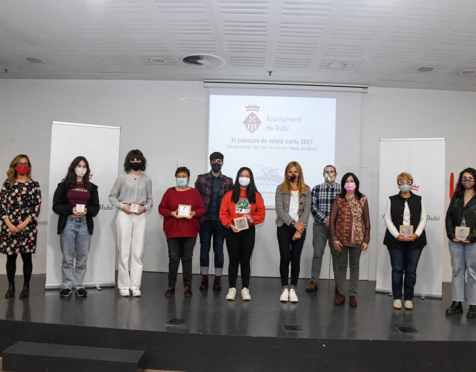 premi concurs veus de dona
