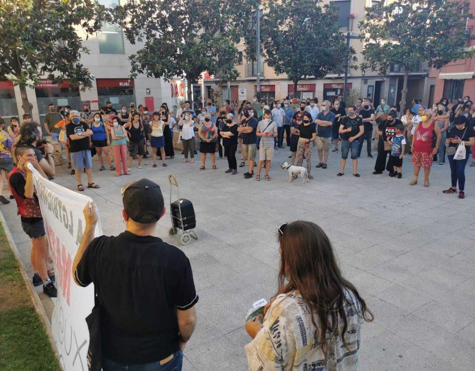 manifestació lgtb. radio rubi