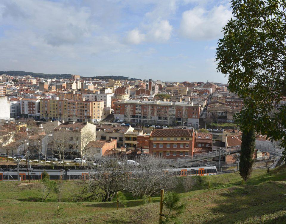 vista general ciutat