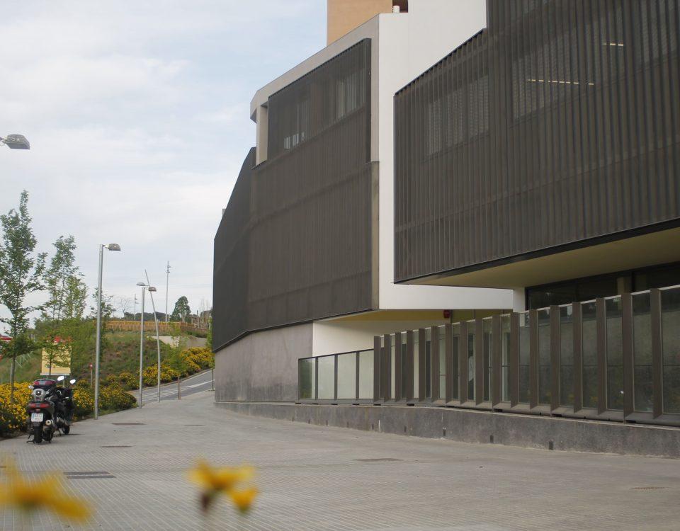 Edifici Cruïlla